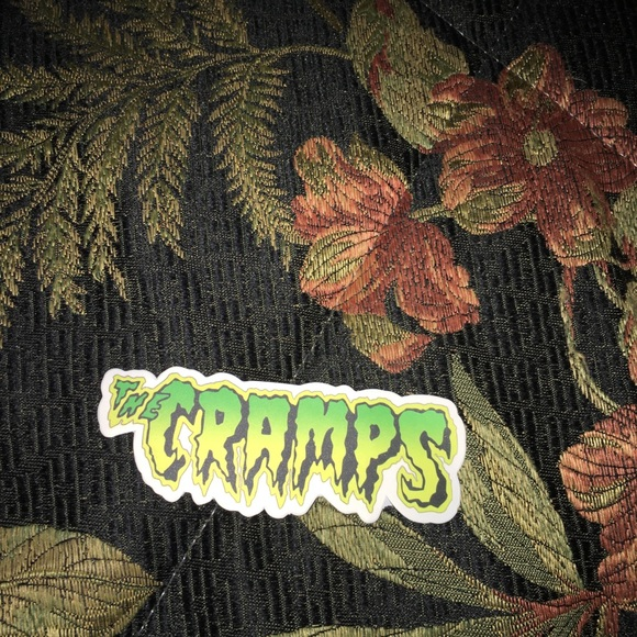 The cramps decal
